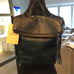 Leather Patricia Nash backpack